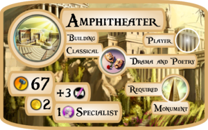 Amphitheater Info Card
