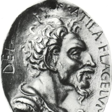 Attila, Scourge of God