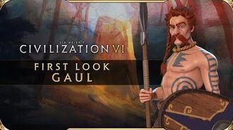 Civilization VI - First Look- Gaul - Civilization VI - New Frontier Pass