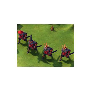The Samurai, Japan's unique unit