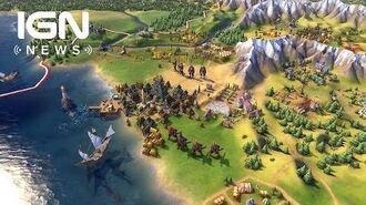 Civilization 6 Announced - IGN News