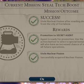 Tech Boost was successfully stolen