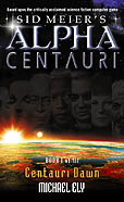 Centauri Dawn Cover