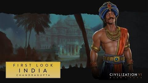 Civilization VI- Rise and Fall – First Look- India