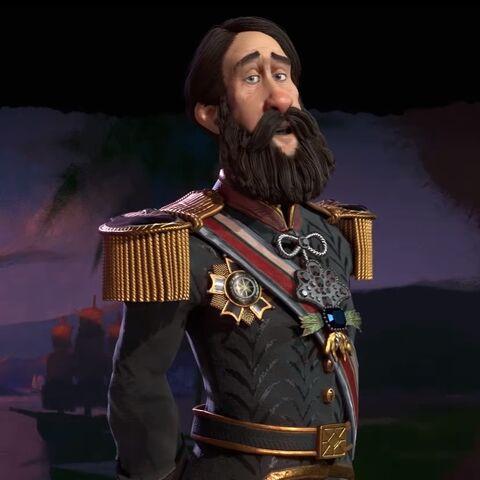 Pedro II, Brazil's leader