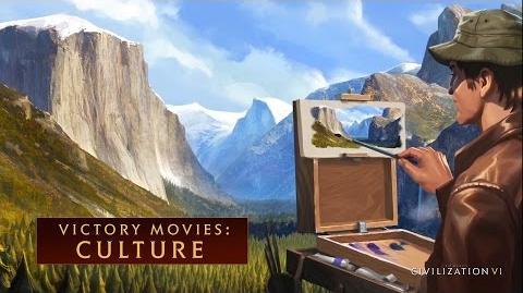 CIVILIZATION VI - Culture Win (Victory Movies)