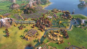 Wallpaper1 Civilization VI GS