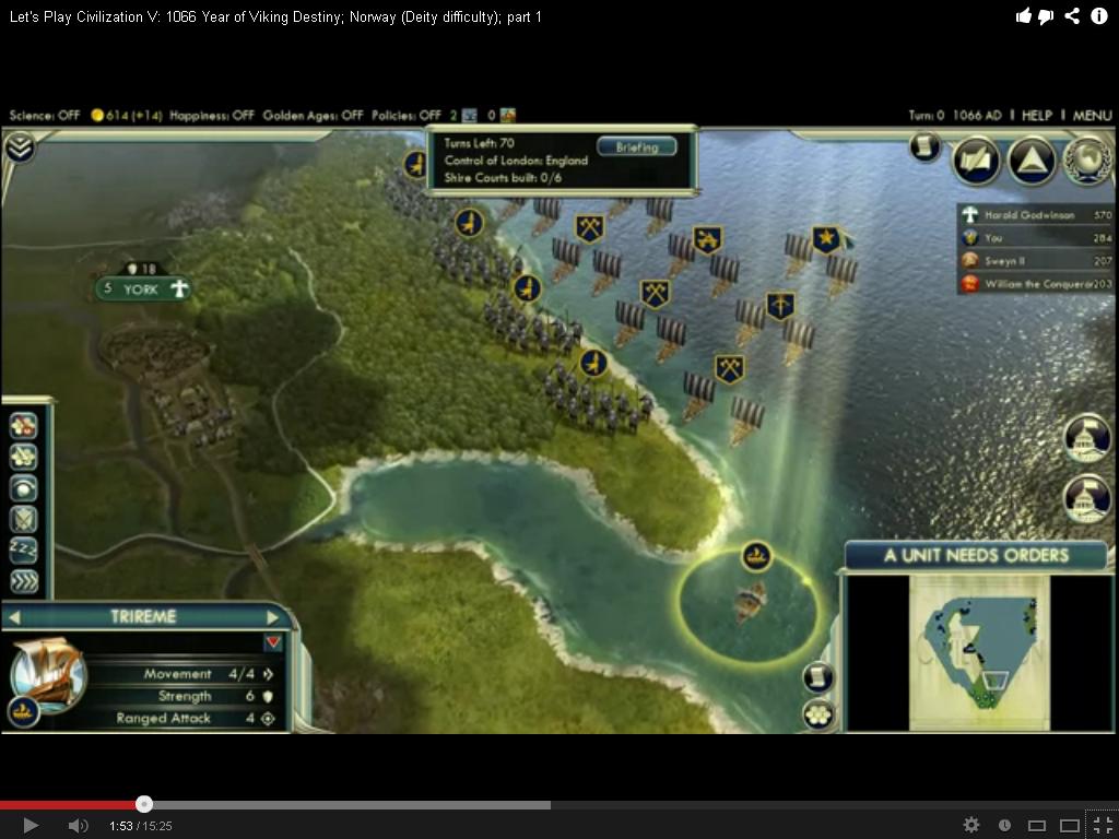 1066: Year of Viking Destiny (Civ5)   Civilization Wiki   FANDOM
