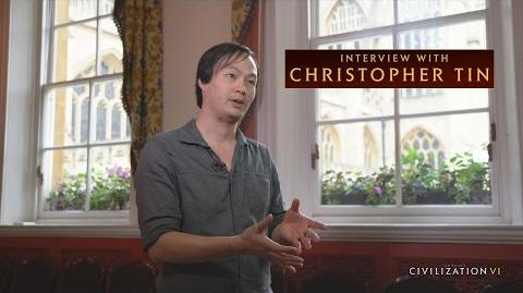 Interview with Christopher Tin