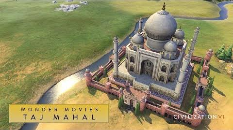 Civilization VI Rise and Fall - Taj Mahal (Wonder Movies)