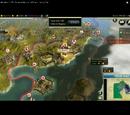 Samurai Invasion of Korea (Civ5)