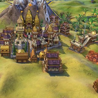 Khmer capital in Medieval Era