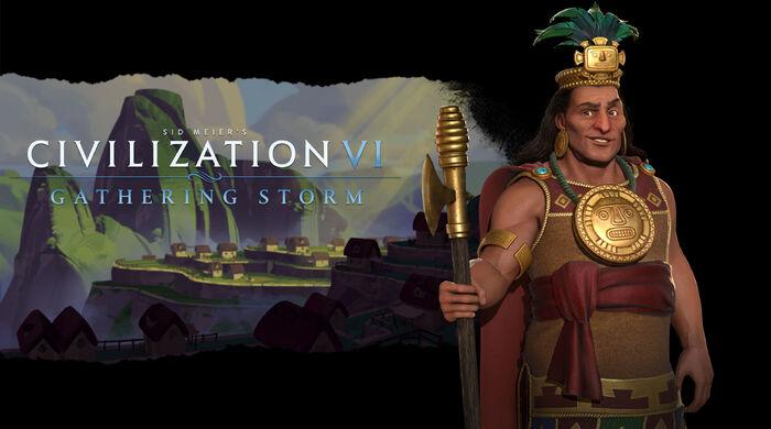 Wallpaper Civilization VI Gathering Storm
