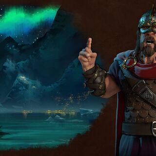 Promotional image of Harald Hardrada