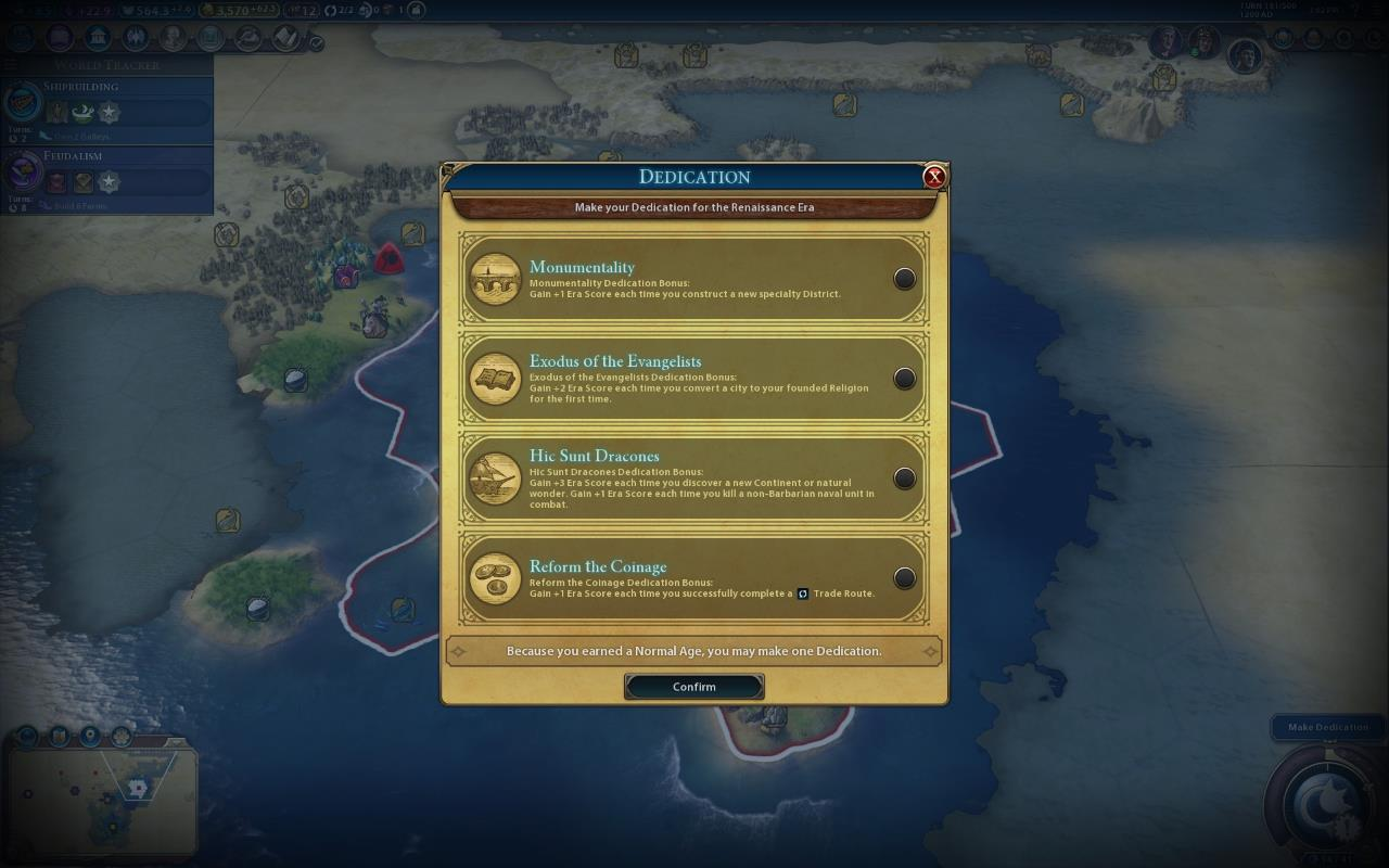 Sid Meier's Civilization VI (2016) [ANA KONU]