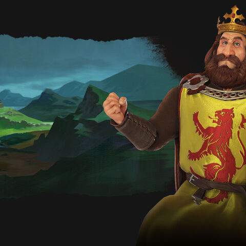 Promotional image of Robert the Bruce