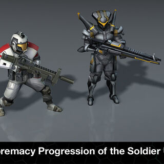 Supremacy Progression