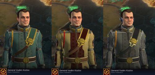 Koslov - Midgame