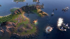 2KGMKT CivilizationVI-GS Game-Image Ottoman BarbaryCorsair 1b