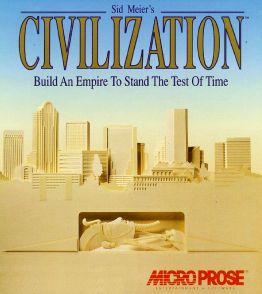 Civilization Boxart