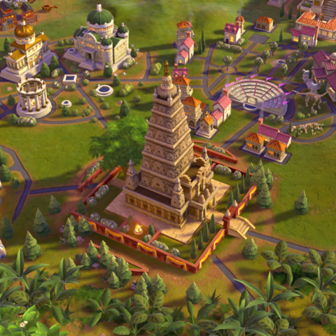 Mahabodhi Temple (Civ6) | Civilization Wiki | FANDOM powered