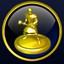 Steam achievement Model of a Modern Major-General (Civ5)