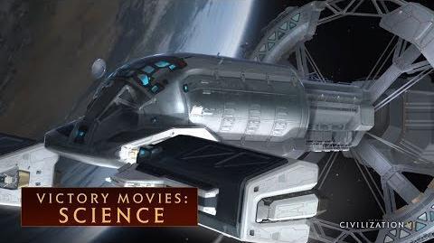 CIVILIZATION VI - Science Win (Victory Movies)