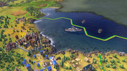 Civilization VI Screenshot Brasilien 03