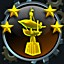 Steam achievement Quite Accomplished (Civ5)