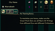 Theming bonus (Civ5)
