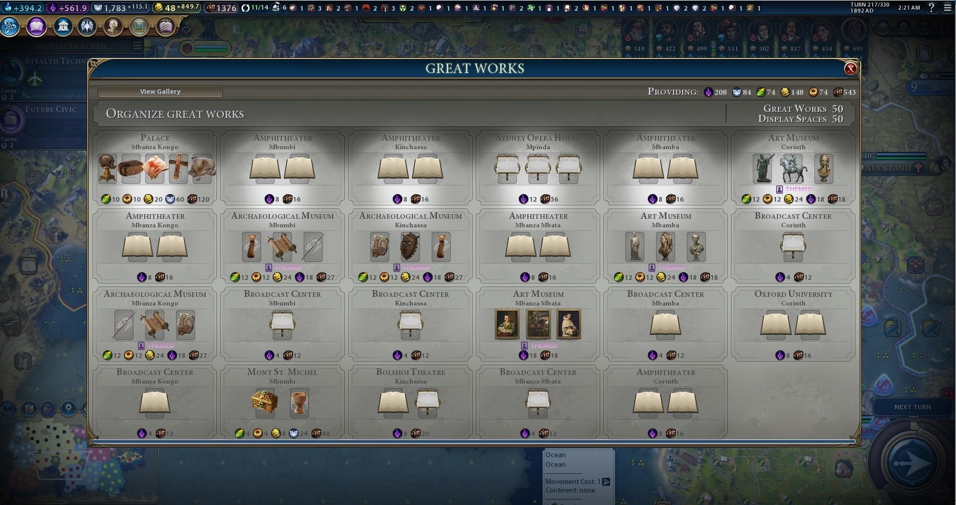 Theming bonus (Civ6)   Civilization Wiki   FANDOM powered by