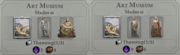 Great Works yield comparison (Civ6)