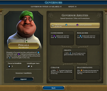 Pingala Titles (Civ6)