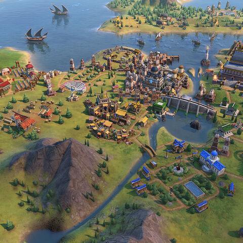 Grand Bazaar in game