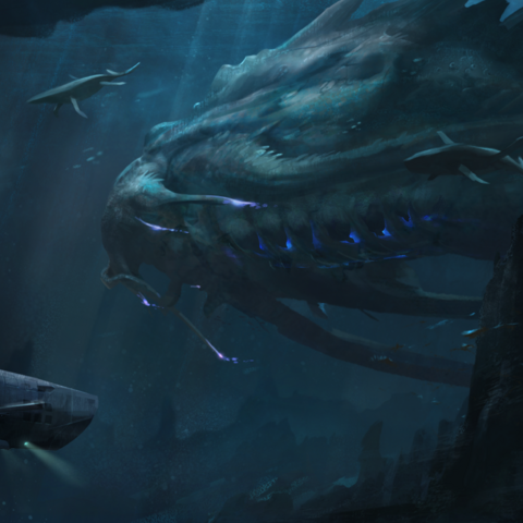 Krakens and Submarines as shown in a <i><a href=