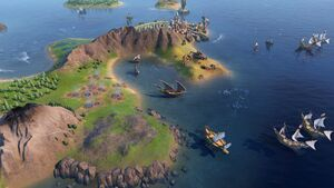 2KGMKT CivilizationVI-GS Game-Image Ottoman BarbaryCorsair 1d