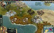 Berber Cavalry in game