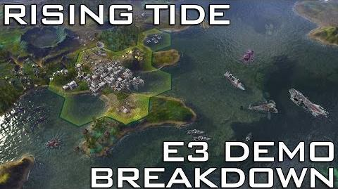E3 Playback - Dissecting the Rising Tide Demo