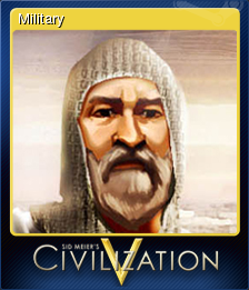 File:Steam trading card small Military (Civ5).png