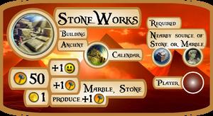 Stone Works Info Card
