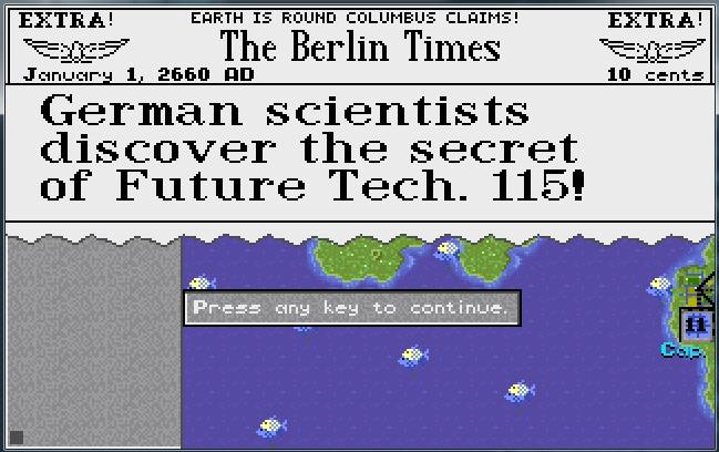 Future Tech (Civ1)   Civilization Wiki   FANDOM powered by Wikia