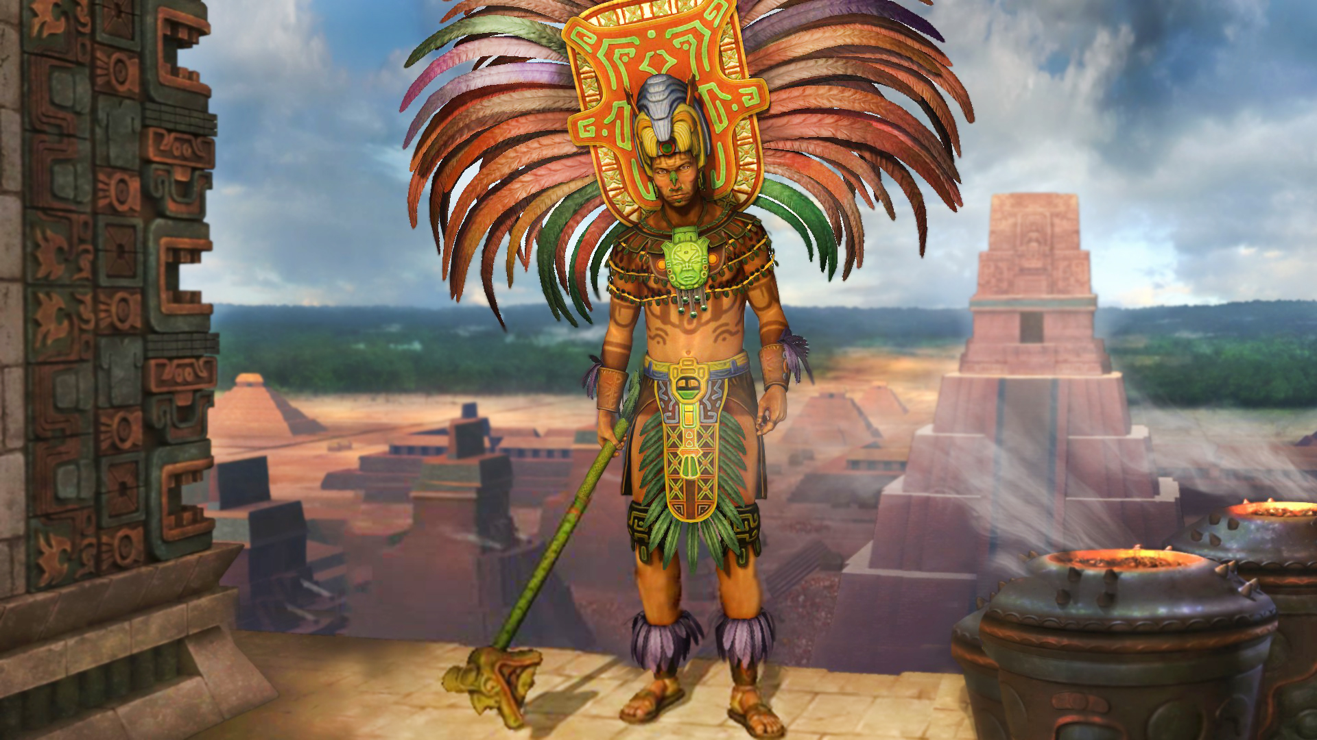the destruction of the aztec civilization In the decade before the spanish arrived in mexico, aztec emperor montezuma ii and his people were filled with a sense of foreboding.
