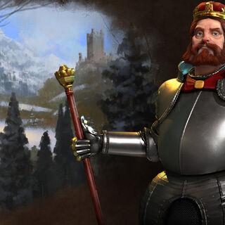 Promotional image of Frederick Barbarossa