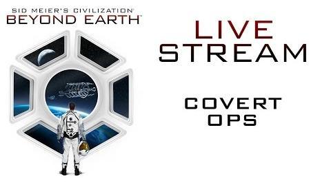 Covert Operations (CivBE)