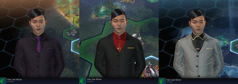 Han Jae Moon - Midgame Affinities