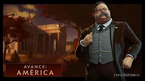 CIVILIZATION VI - Avance América