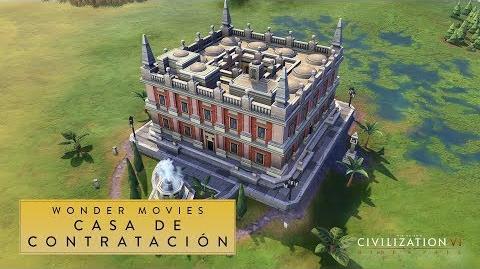 Civilization VI Rise and Fall - Casa de Contratación (Wonder Movies)