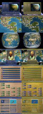 Blue Marble Graphics Comparison