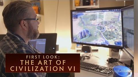 CuBaN VeRcEttI/2K presenta el tráiler del arte de Civilization VI