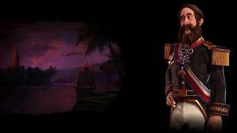 Civilization VI OST - Brazil (Pedro II) - Medieval Theme - Brejeiro